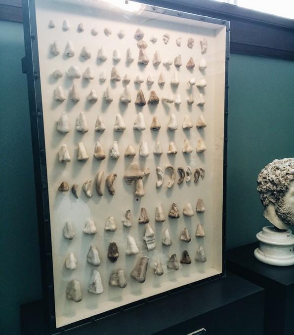 Древни експонати од музеи што постојат само во еден примерок