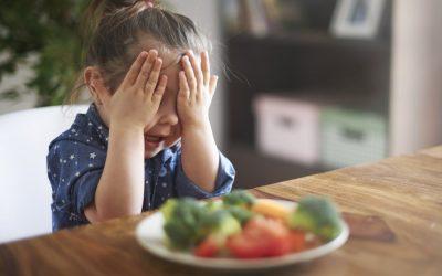 Време е да престанете да ги присилувате децата да го изедат нивниот зеленчук