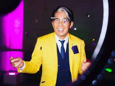 Avon ги ослободува своите бои и го освојува Париз за да го лансира најновиот мирис заедно со легендарниот дизајнер Кензо Такада