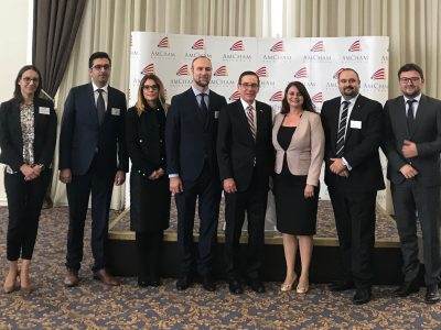 АмЧам Македонија избра ново лидерство