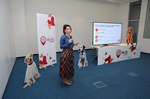 Ексклузивно во Vip: MyKi Pet уред за лесно лоцираље на домашните миленици