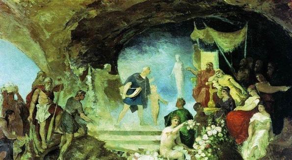 5 нешта што не сте ги знаеле за грчката митологија