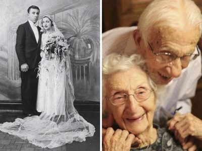 """""""Пред и потоа"""" фотографии од парови што ќе ве натераат да верувате во љубовта"""