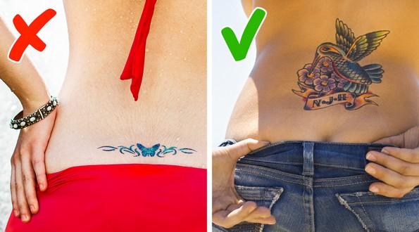 23 важни совети пред да ја направите првата тетоважа