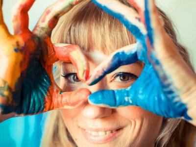 Креативните луѓе навистина го гледаат светот поразлично