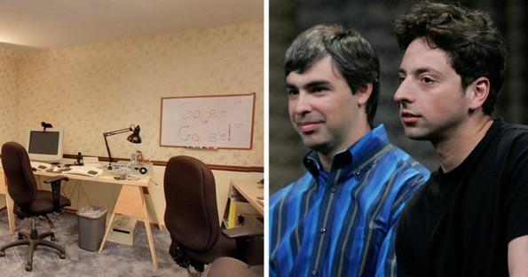 Вистинска инспирација: Гугл сподели фотографии од нивната прва канцеларија во гаража