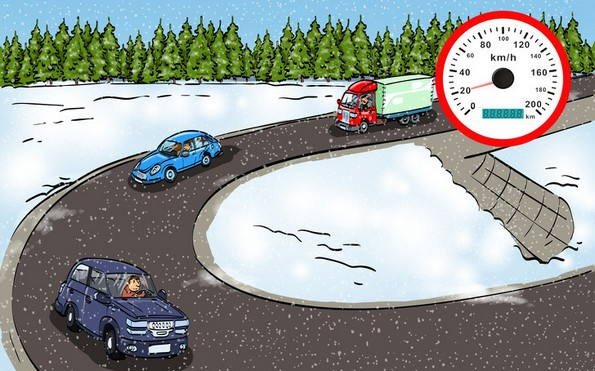 6 совети за возење што ќе ви помогнат да ги избегнете несреќите на лошо време