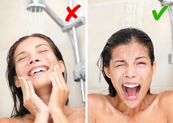 12 грешки што ги правите при туширањето што му штетат на вашето здравје