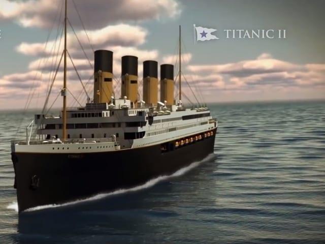 Титаник II ќе заплови во 2022-ра година, погледнете како изгледа внатре