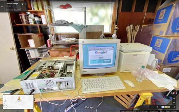 Вистинска инспирација: Гугл сподели фотографии од нивнaта прва канцеларија во гаража
