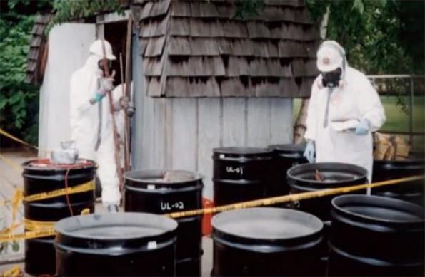 Пред 20 години момче изградило нуклеарен реактор во неговиот двор и го направило соседството радиоактивно