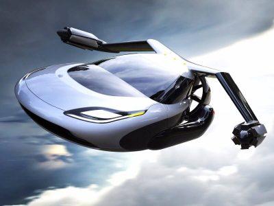 Првиот летачки автомобил ќе биде пуштен во продажба овој месец