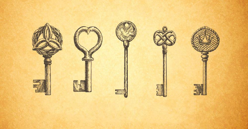 Тест: Клучот кој најмногу ве привлекува ја открива вашата моќ да си го промените животот