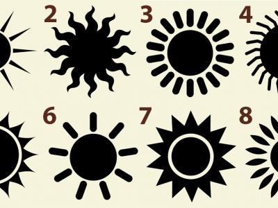 Тест: Одберете сонце и тоа ќе осветли скриени аспекти од вашата личност