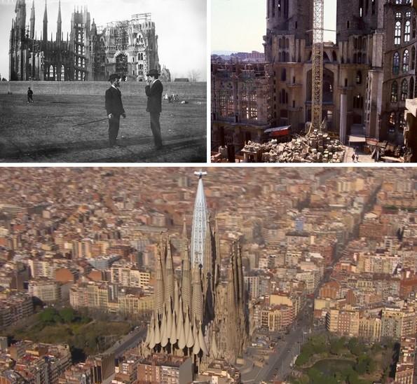 12 факти за Саграда Фамија, најпосетената атракција во Барселона