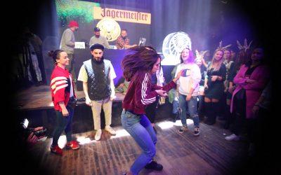 """Стотици луѓе се журкаа со Jägermeister во клубот """"Станица 26"""""""