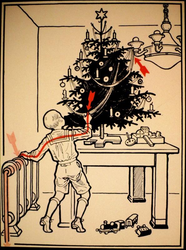 18 начини да умрете од струен удар според книга од 1931-ва година
