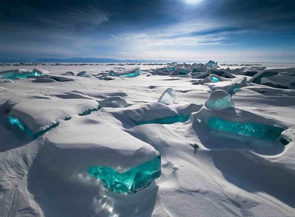 Неверојатни пејсажи кои изгледаат како од друга планета