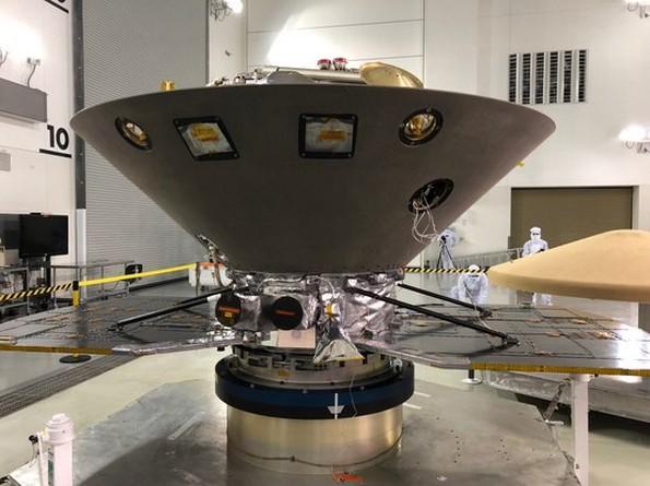 Подготовките и слетувањето на InSight на Марс низ фотографии
