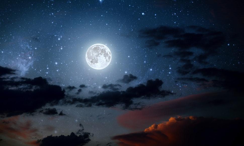 Зошто полната месечина е период кога треба да почнете со остварување на вашите цели?