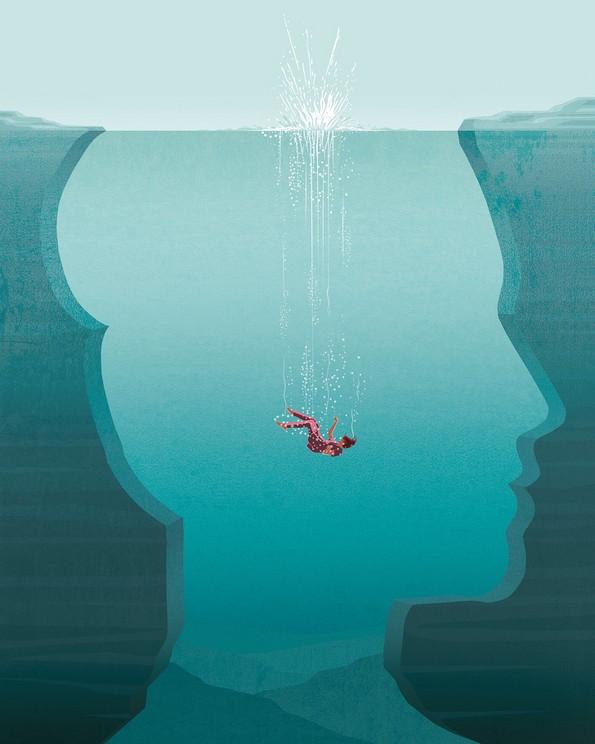 Неверојатни илустрации што ќе ве натераат да заплачете