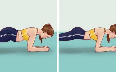 Планк предизвик од 21 ден што ќе ви помогне да се ослободите од масните наслаги на стомакот