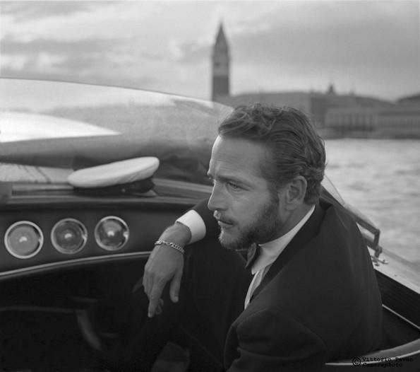Ретки фотографии од познатите личности од 50-тите и 60-тите во Венеција