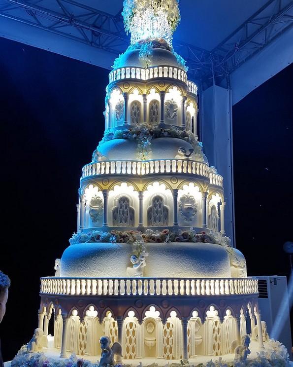 Слаткар од Русија прави торти достојни за во музеј