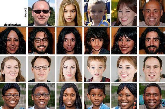 Морничави портрети на луѓе кои не постојат направени од вештачка интелигенција