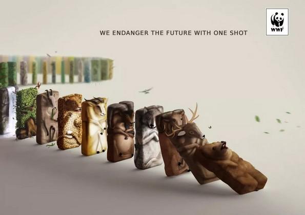 19 социјални реклами кои јасно кажуваат дека ни е потребна промена во овој свет