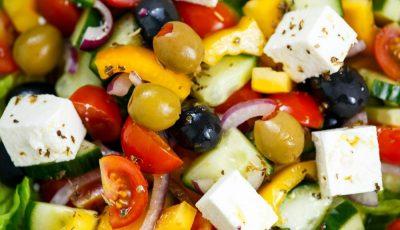 Исхраната богата со овошје и зеленчук можеби ја спречува депресијата