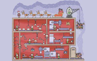 Колку пари му се потребни на Дедо Мраз за неговата работилница?