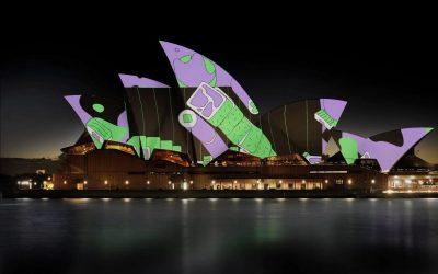 Уживајте во некои од најдобрите 3Д видео проекции направени досега