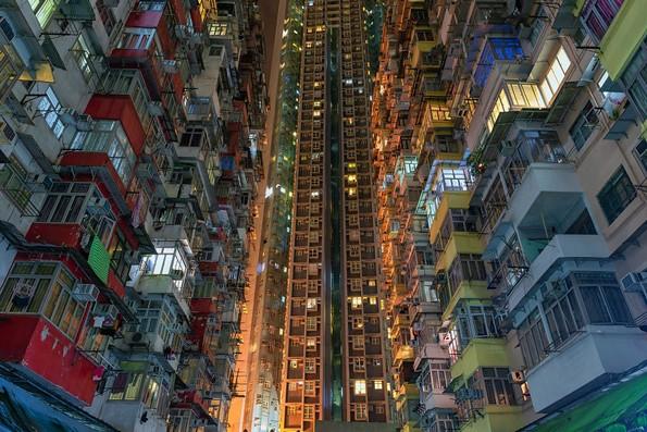 Урбана густина: Фотографии кои покажуваат како навистина изгледа животот во Хонг Конг