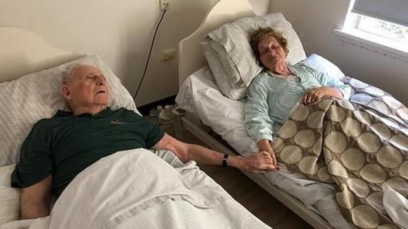 Неверојатна љубовна приказна: По 70 години брак, умреле држејќи се за рака