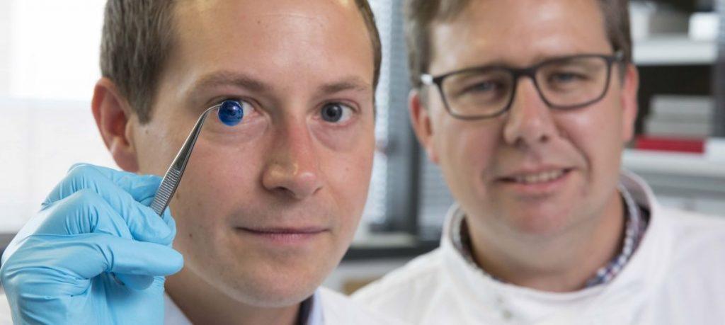 3Д печатени рожници можеби ќе бидат лек за слепилото