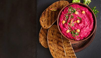 Здраво и вкусно: Намаз од цвекло и фета сирење