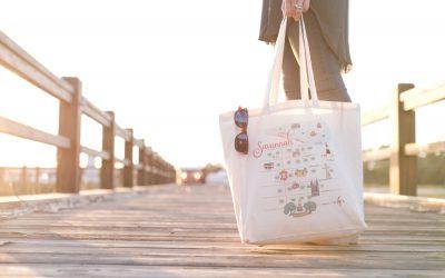 10 причини зошто да ги замените пластичните кеси со платнена торба