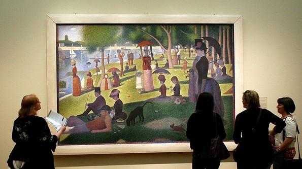 Каде се наоѓаат најпознатите уметнички дела?