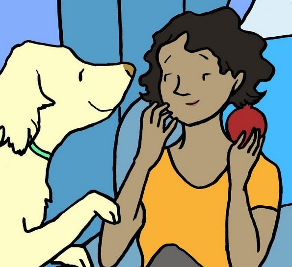 Зошто кучињата не смеат да јадат калинки?