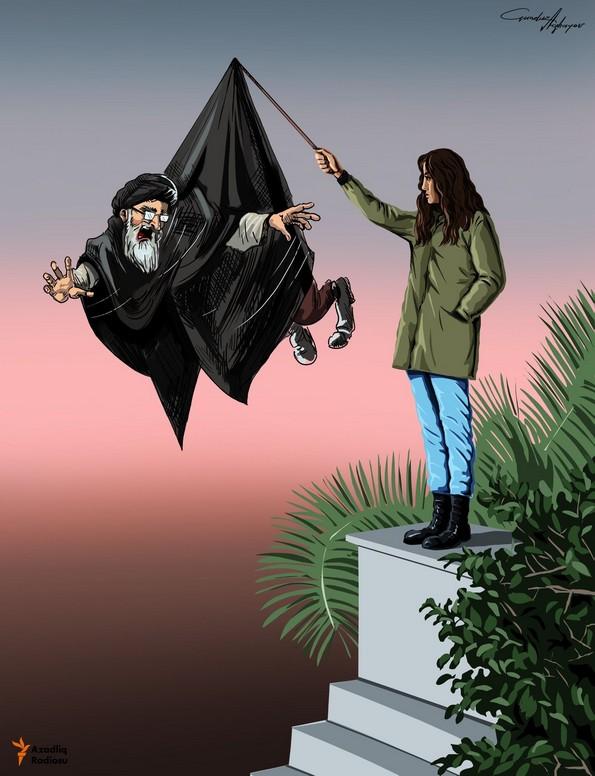 Артист црта паметни и сатирични слики коишто предизвикуваат контроверзија