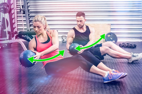 10 вежби за горниот дел од телото со кои ќе изгледате неверојатно за само 4 недели