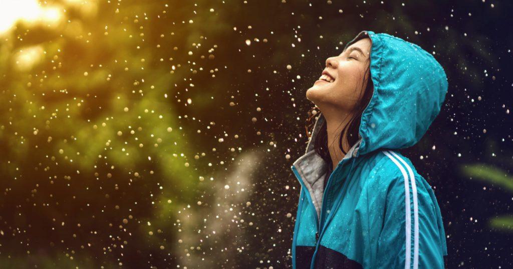 Дождот сепак помага во борбата против депресијата