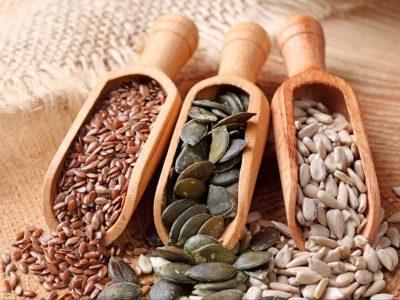 Како правилно да користите некои видови семиња?