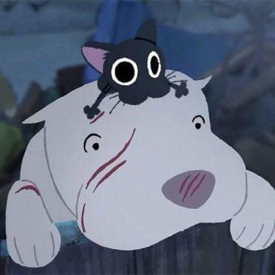 Краток анимиран филм од Пиксар за љубителите на мачки и кучиња