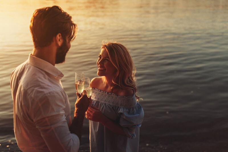 Знаете ли кога бракот станува она вистинското?