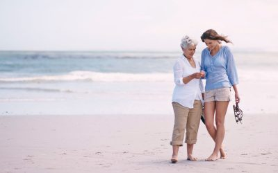 Зошто да одите на патување со вашата мајка барем еднаш годишно?