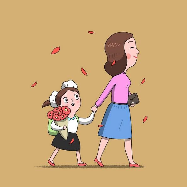 13 нешта што би требало да му ги кажете на вашето дете пред да тргне на училиште