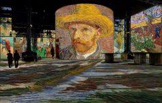 Магична изложба што им дозволува на посетителите да влезат во делата на Ван Гог