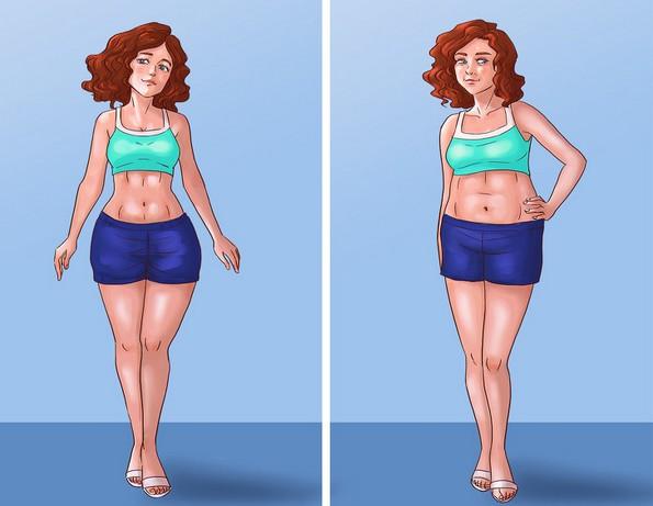 10 промени во телото коишто ја покажуваат вашата возраст